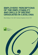Employers perceptions of the employability and skills of recent graduates in Catalonia