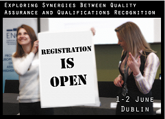 http://www.enqa.eu/index.php/events/exploring-synergies-between-quality-assurance-and-qualifications-recognition/