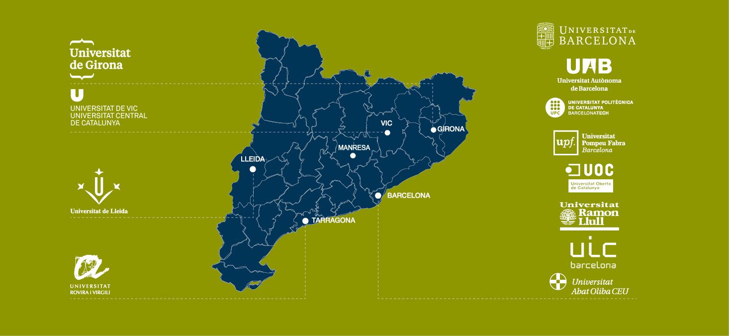 Sistema Universitario Catalan Enlaces Site Related Agencia